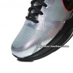 Nike Zoom Kobe V 'Wolf Grey' Detailed Images