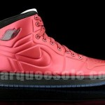 Air Jordan 1 Armor (Anondized) Red Black New Detailed Pics