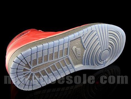 Air Jordan 1 Armor (Anondized) Red Black New Detailed Pics