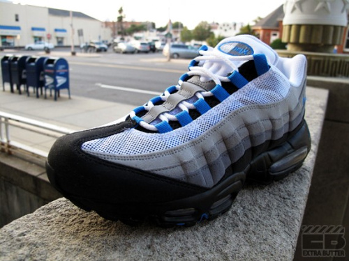 Nike Air Max 95 'Photo Blue' - Available