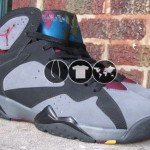 Air Jordan 7 'Bordeaux' Images