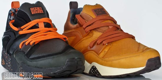 Bodega x Size? Puma Blaze of Glory Anniversary Reaction Pack