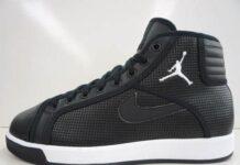 Jordan Sky High Black / White & White / Black