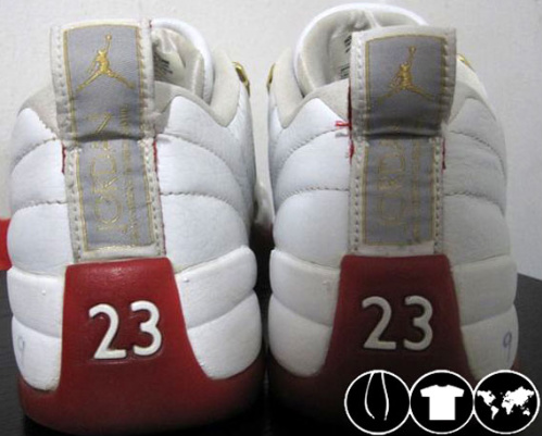 Air Jordan XII Retro Low Sample