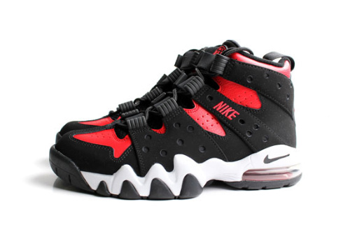 Nike Air Max 2 CB'94 - Black/Varsity Red
