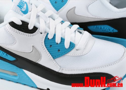 Nike Air Max 90 'Laser Blue' Detailed Images | SneakerFiles