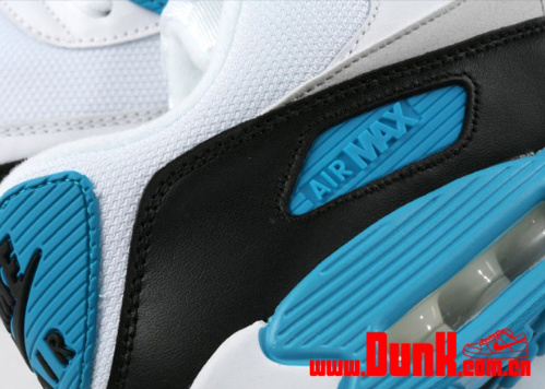 Nike Air Max 90 'Laser Blue' - Detailed Images