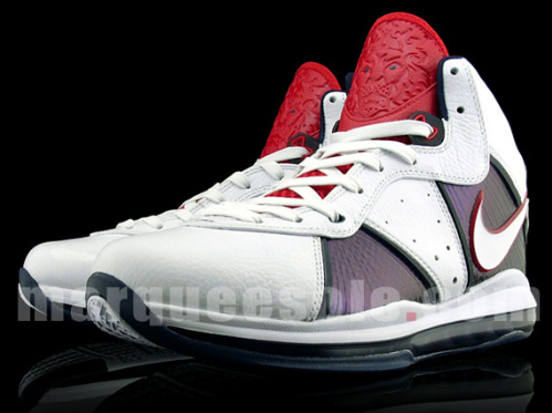 Nike Air Max LeBron VIII 'USA'