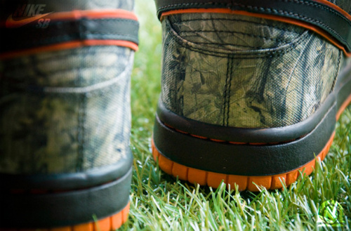 Nike SB Dunk Mid 'Real Tree' - Detailed Images