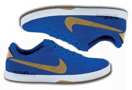 Nike SB Eric Koston Zoom One - Summer 2011 Release