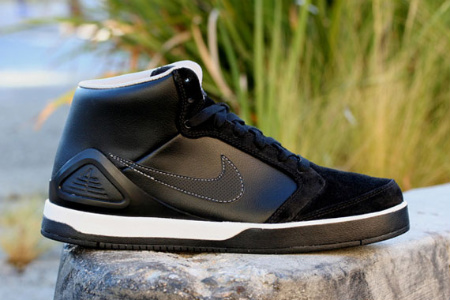 Nike SB Zoom P.Rod IV High - Black/Silver