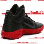 Nike Hyperfuse XDR Black / Varsity Red