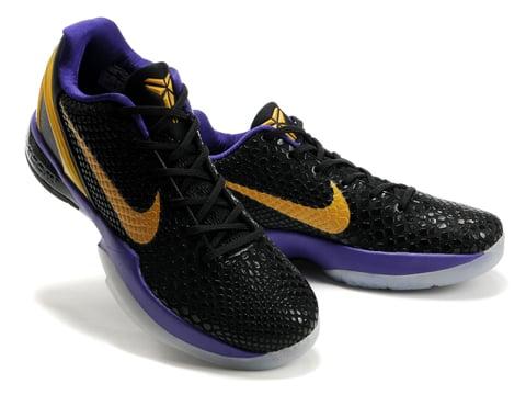 Nike Zoom Kobe VI Sample