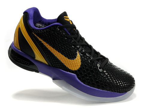 Nike Zoom Kobe VI Sample