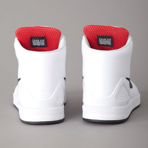 Nike SB P.Rod IV High - White/Black-Sport Red