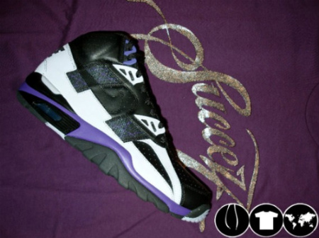 Nike Air Trainer SC High - Spring 2011 Preview