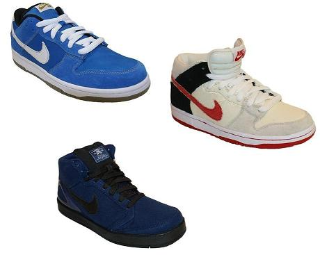 Nike SB Street Fighter Pack Now Available