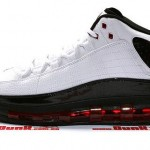 Jordan Take Flight White / Black / Red Detailed Images