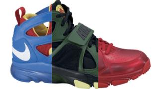 Nike Zoom Huarache Trainer - Super Heroes Pack