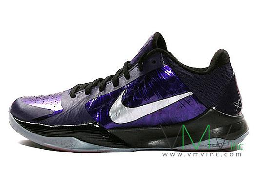 Nike Zoom Kobe V 'Ink' Available for Pre Order