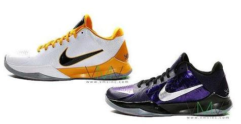 Nike Zoom Kobe V Del Sole & Ink Available Early