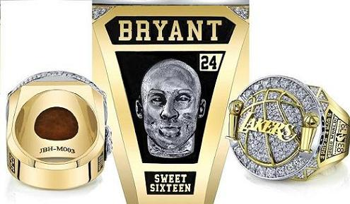 Making Of The Lakers 2010 Championship Ring