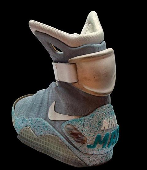 Nike Air Mag Up For Auction