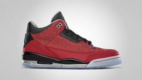Air Jordan III Doernbecher