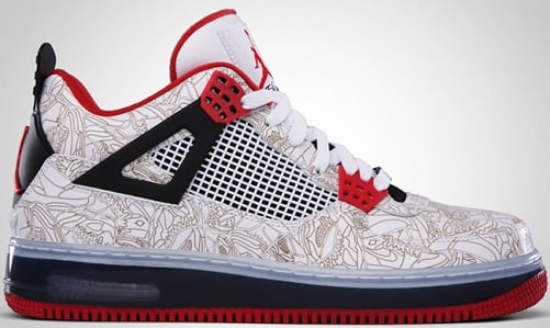 "5a6e87a767f Could this turn out to be easily the best selling Air Jordan Force Fusion  simply because of its similarities to the ever-elusive and rare Air Jordan  IV "" ..."