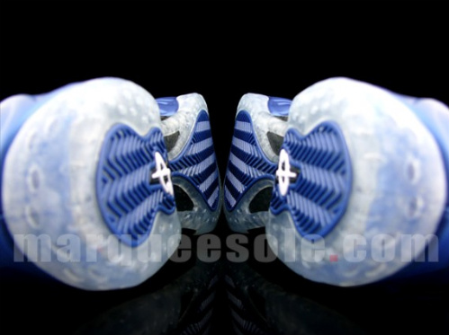 Nike Air Foamposite One - Dark Neon Royal - New Images