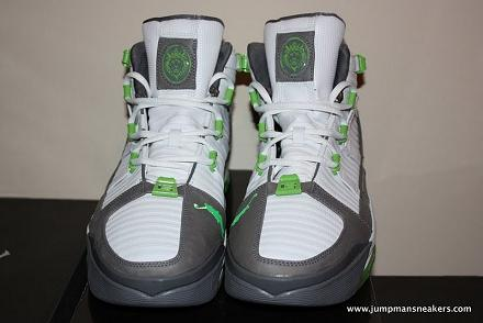 Nike LeBron III Dunkman Sample on eBay