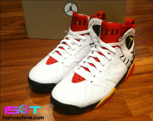Air Jordan VII Retro Premio 'Bin 23' - Detailed Images
