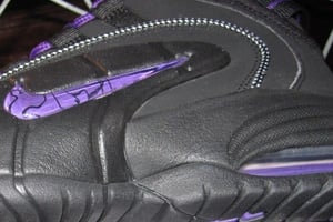 Nike Air Max Penny 1 Black / Club Purple