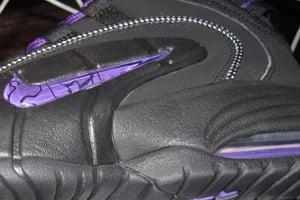 Nike Air Max Penny 1 Black / Club Purple