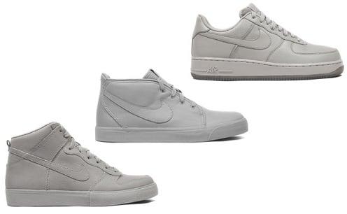 NikeGreyPerforatedCollection1