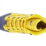 Reebok Question Mid Yellow / Navy PYS Exclusive