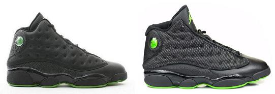 Air Jordan XIII 'Altitude Green'