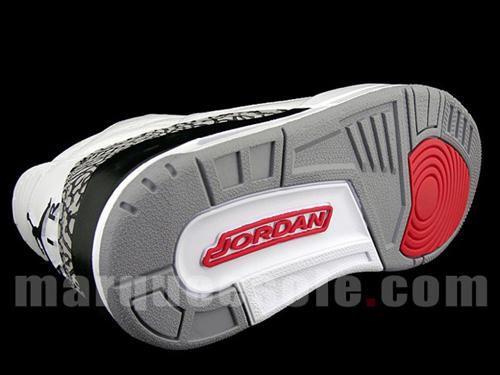 Air Jordan III White /Cement
