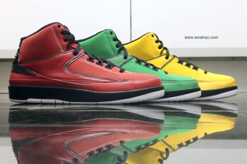 Air Jordan II Retro  Candy Pack  - Available Early  c5a3138cef