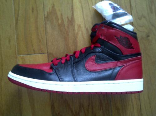 Air Jordan Retro 1 'Banned' - New Images