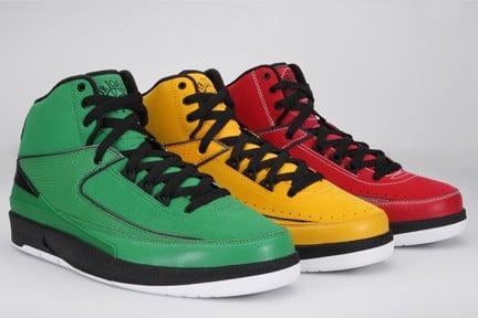in stock 79e5e cd4dd Air Jordan II  Candy Pack  Release Date Change