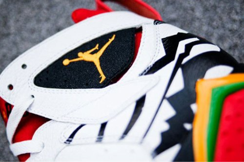 Air Jordan VII Premio - BIN 23 - New Images