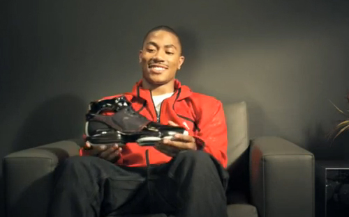 Video: Derrick Rose On His New Signature adidas Sneaker