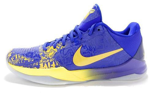 Nike Zoom Kobe V 'Five Rings'