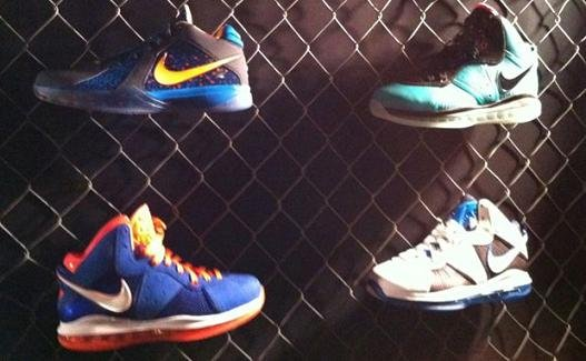 LeBron 8 New Colorways