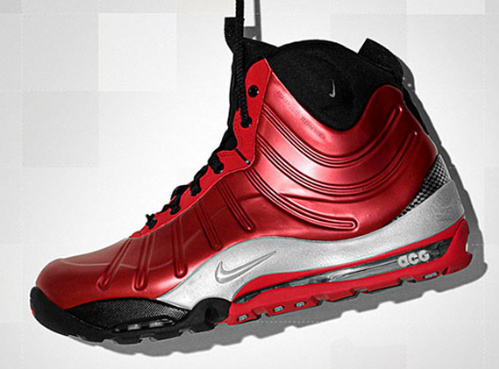 Nike ACG Air Max Bakin' Posite Boot - Holiday 2010 Release