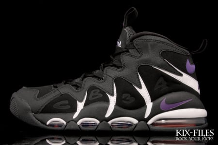 Nike Air Max CB34 - Black/Club Purple-Team Orange