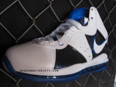 Nike LeBron 8 'Mavericks' - New Images