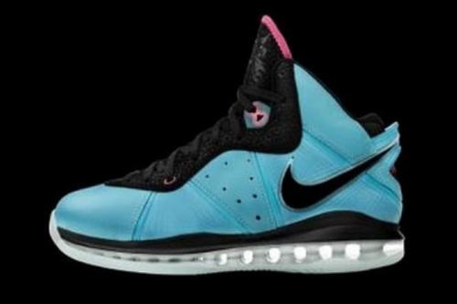 Nike Air Max Lebron VIII - 'Pre-Heat'