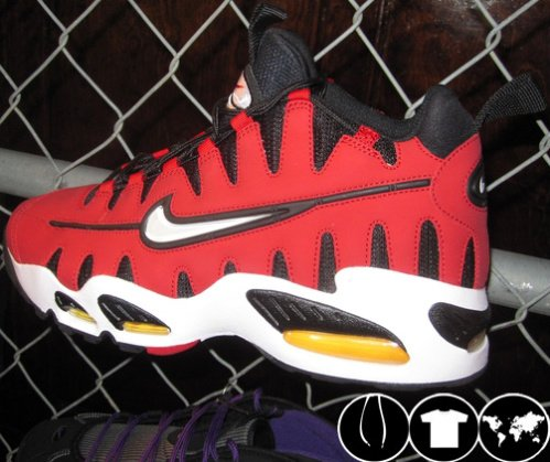 Nike Air Max NM Nomo - Varsity Red/White-Black-Varsity Maize